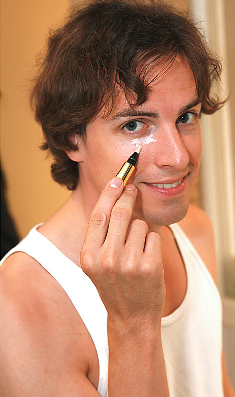 men in makeup. Men\\#39;s Make Up