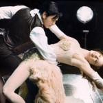 Ewan McGregor and Nichole Kidman in Moulin Rouge