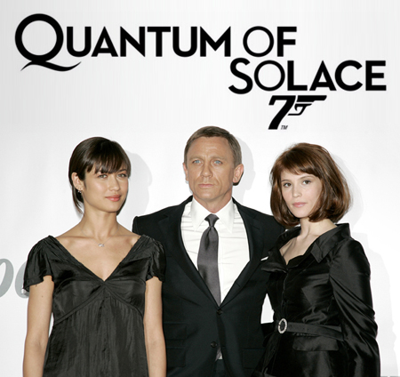 The Men's Fashion of Quantum of Solace | Wellcultured