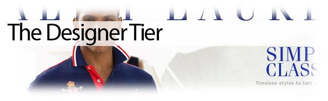 The Designer Tier